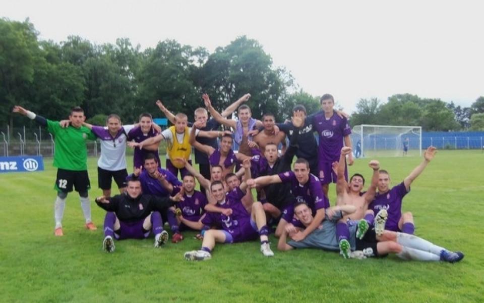 Футболната 2013: Роди се Етър ВТ, Академик влезе в Б група, Локомотивът тръгна нагоре