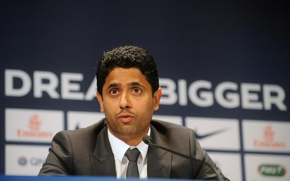 Президентът на ПСЖ иска до четири години триумф в Шампионската лига