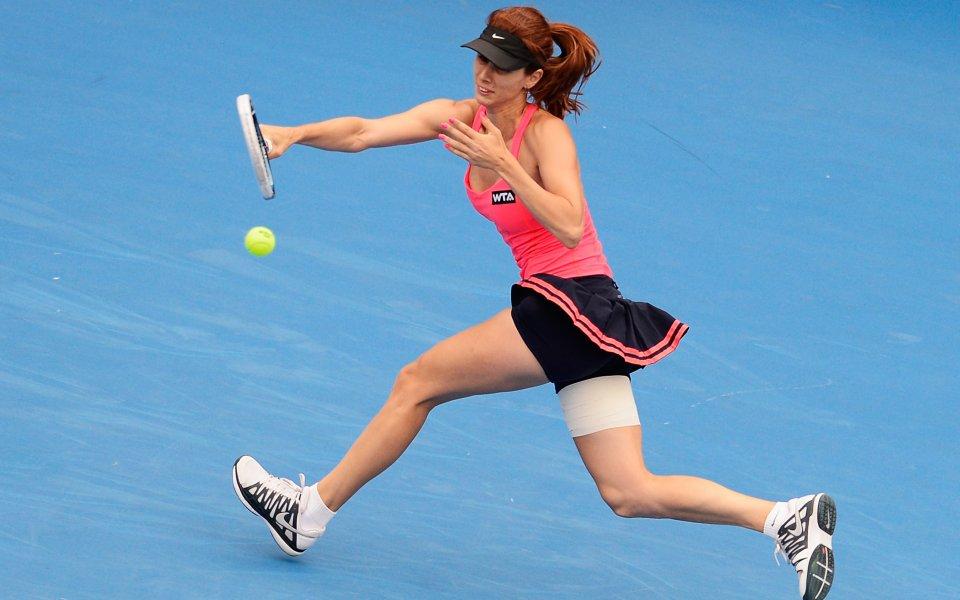"""Цвети Пиронкова е аутсайдер за титлата в Сидни, според """"Еврофутбол"""""""