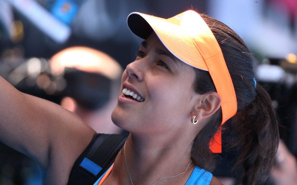 Ана Иванович след победата над Серена Уилямс: Това е невероятно!