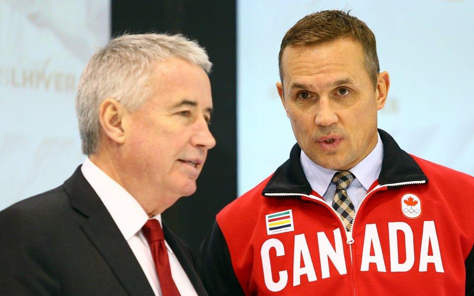 Канада с рекорден брой спортисти в Сочи