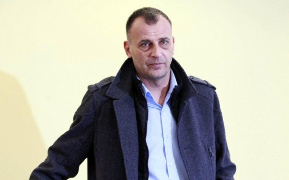 Тони Здравков за селекцията: Надявам се в следващите дни да се случи нещо