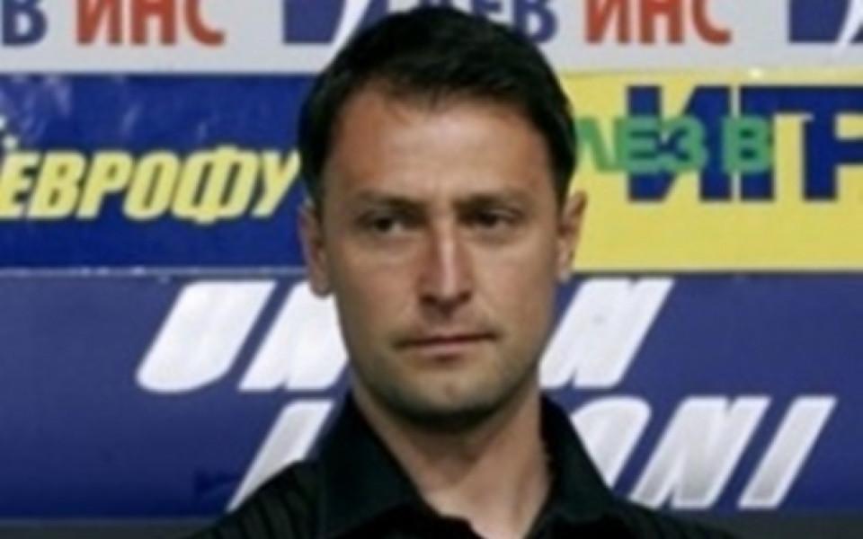 Иво Паргов очаква още един нов футболист в Марек