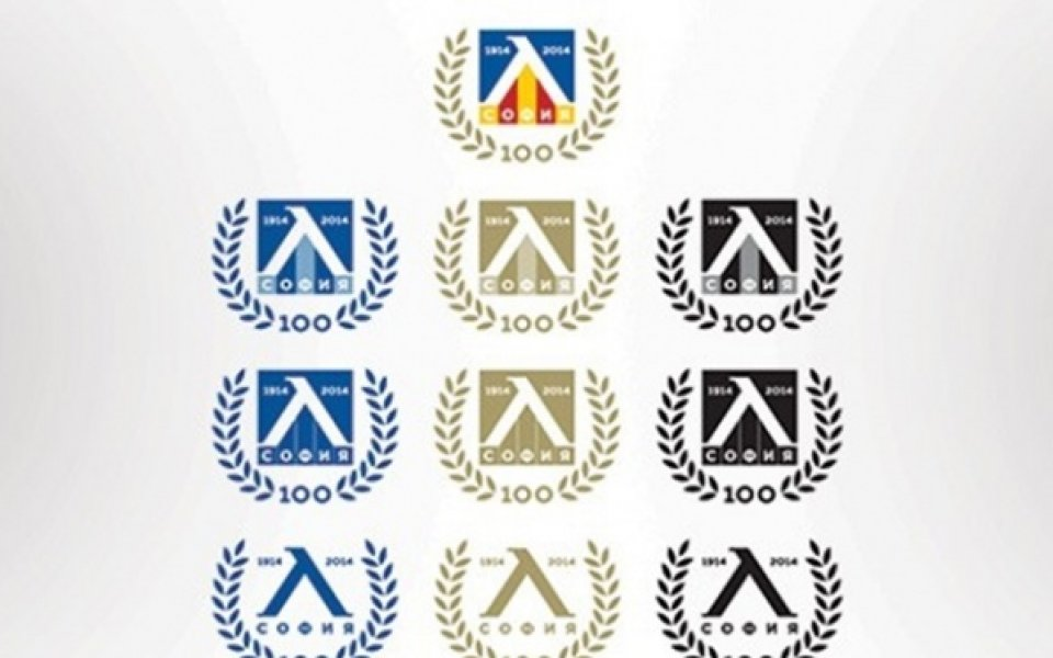 Левски вади най-голямата серия от значки в Европа за юбилея
