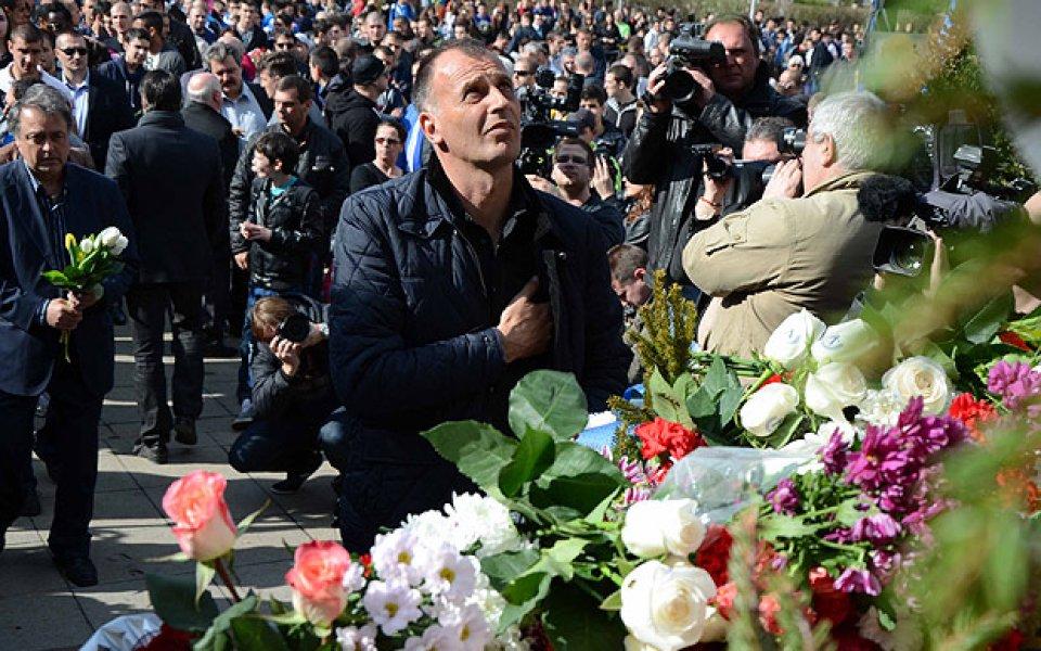 Тони Здравков призна: Нямам против да вземем Рамос