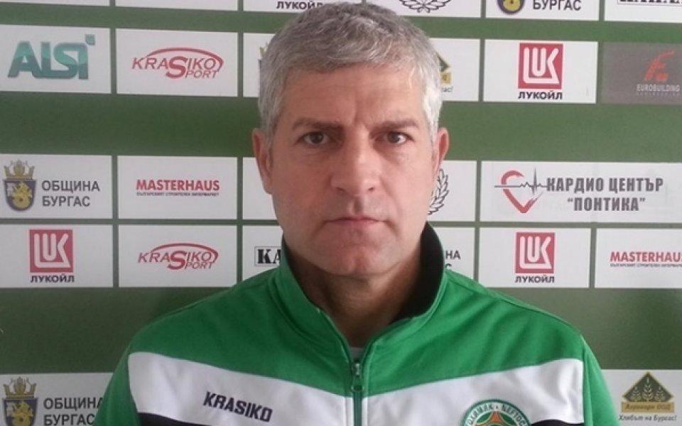 Златко Янков става треньор в турски клуб
