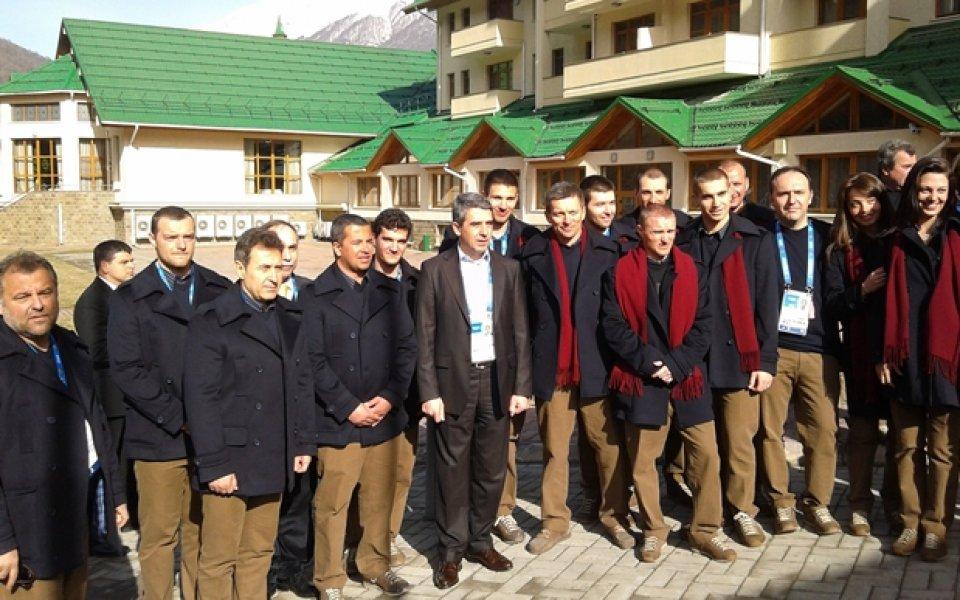 Плевнелиев от Сочи: Можем да развиваме зимни спортове като Австрия и Швейцария