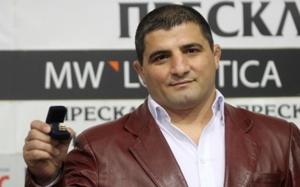 Грузинец и арменец ще се пробват на родното първенство по борба