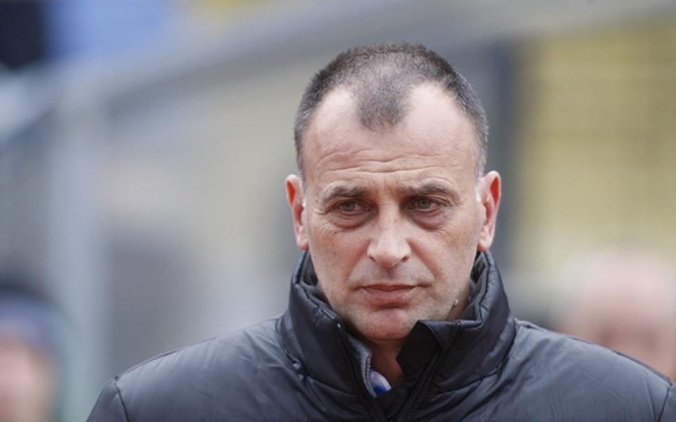 Тони Здравков: Не мога да проумея грешката за дузпата
