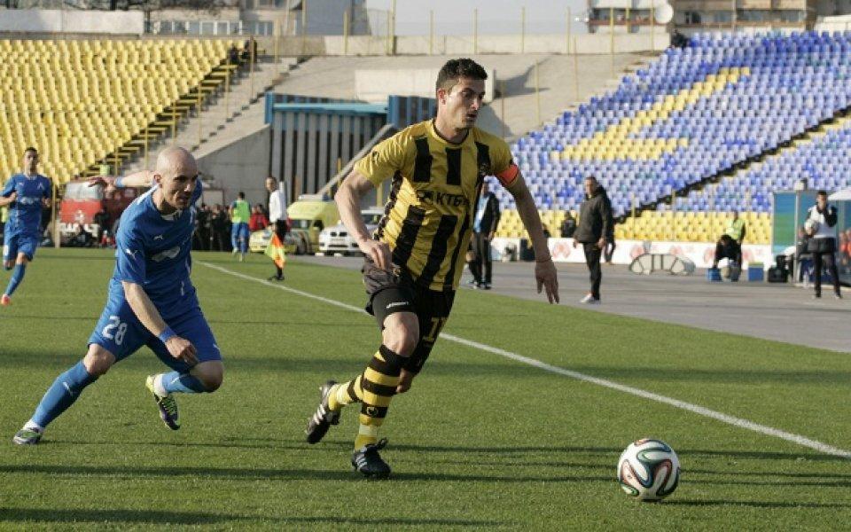 Йордан Христов: Левски ни вкара много леки голове