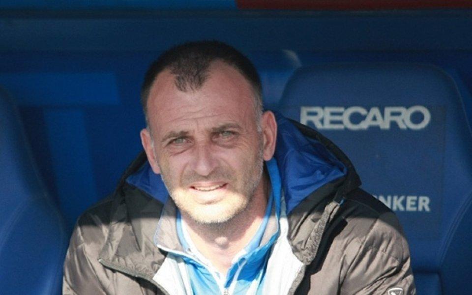 Тони Здравков: Още нищо не сме свършили