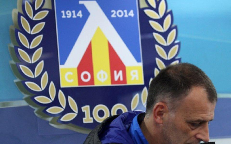 И Антони Здравков хвърли оставка