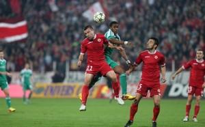 Еврофутбол: ЦСКА с лек превес над Лудогорец, Сити ще бие Юнайтед в Манчестър