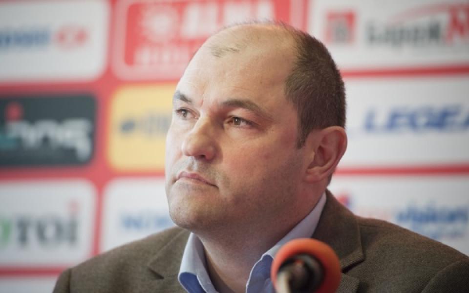 Шеф на ЦСКА: За Домусчиев най-голямата опасност е да сме шампиони