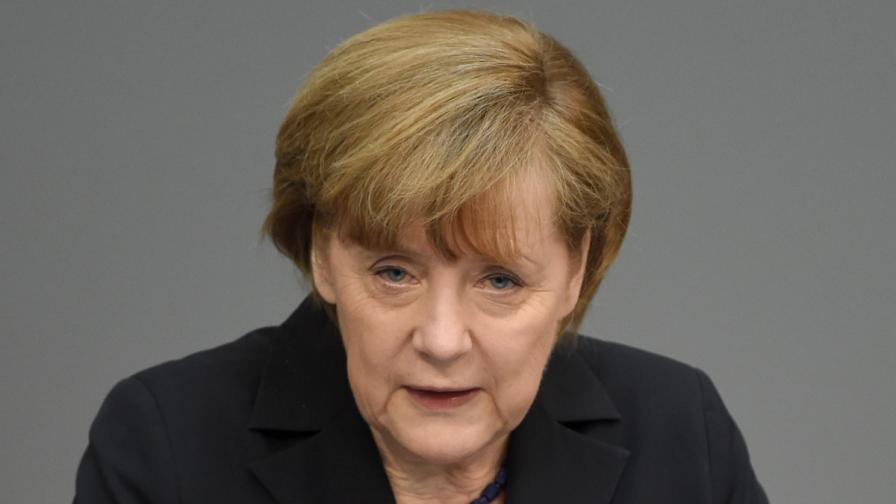 Как Ангела Меркел отслабна с 10 кг от началото на 2014 г.