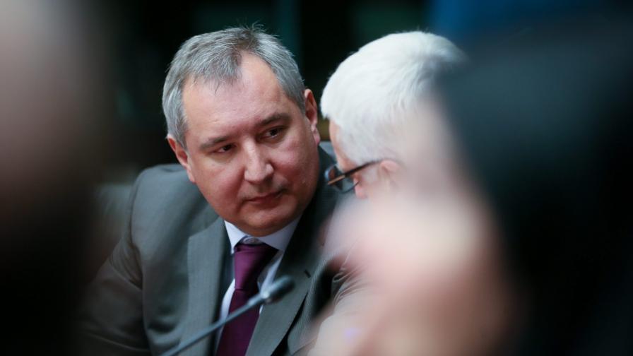 Рогозин: Не пуснаха самолета ми да мине през Украйна