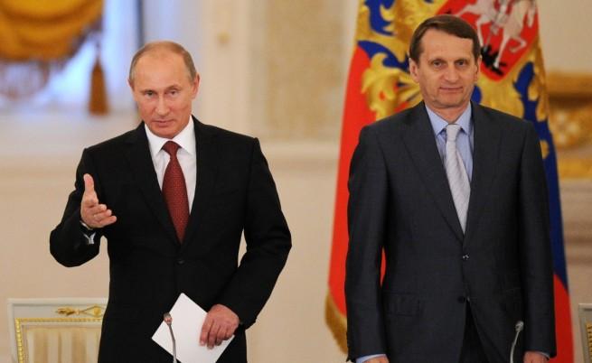 Външно министерство обяснява защо Наришкин няма да идва