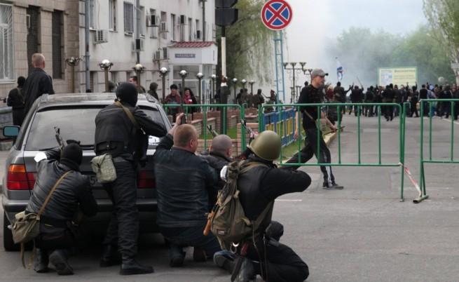 Олександър Турчинов: Украинските въоръжени сили са в пълна бойна готовност