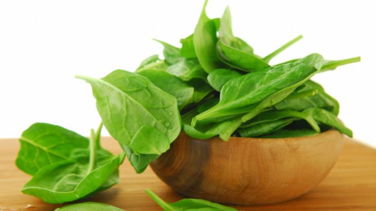 спанак салата зеленчуци