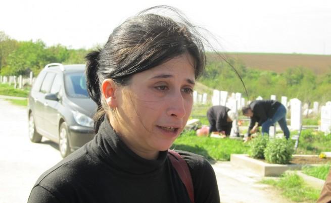 Майката на убитата Пламена е останала на улицата