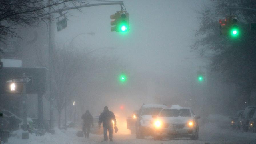 Глобаното затопляне превръща САЩ в буреносно място