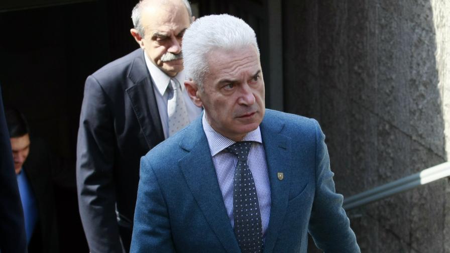 """Волен Сидеров: """"Атака"""" се връща в парламента за оставката на кабинета"""