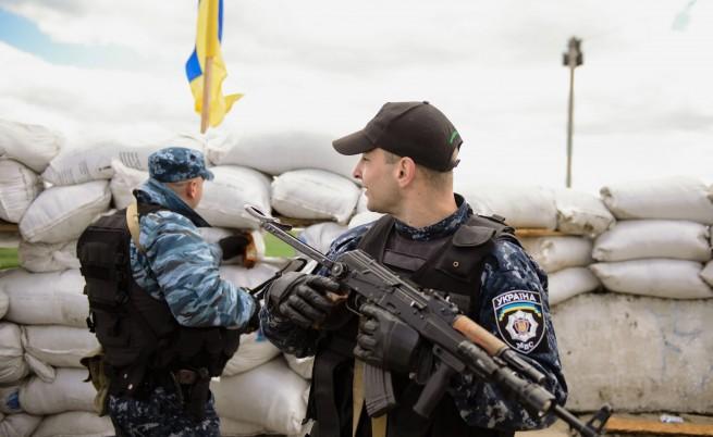 В Славянск отново избухнаха боеве