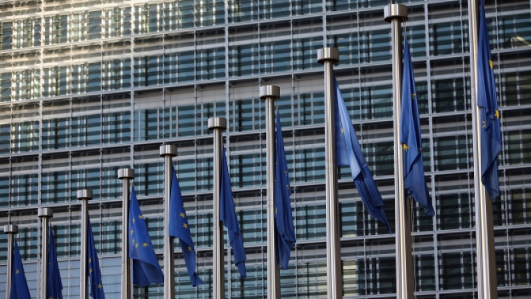 европа знаме флаг герб