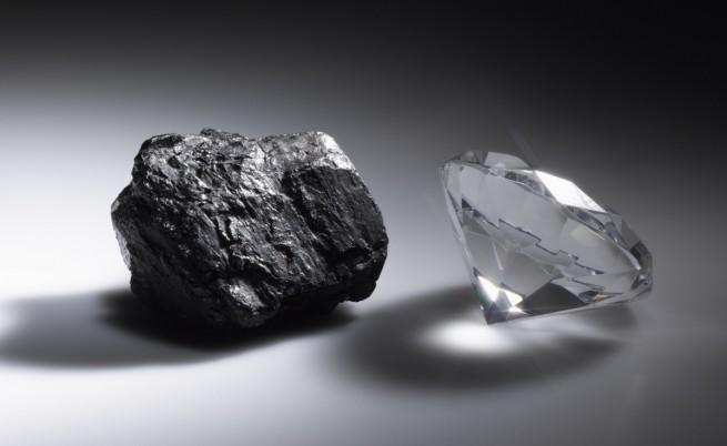 Мястото, където камъните се превръщат в диаманти и още...