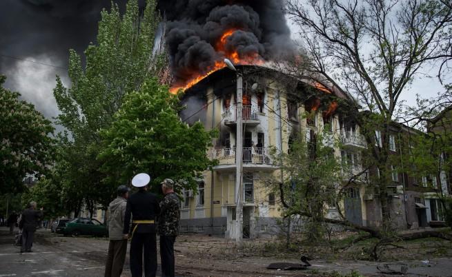 Чмиленко: Началникът на милицията в Мариупол бил намерен обесен
