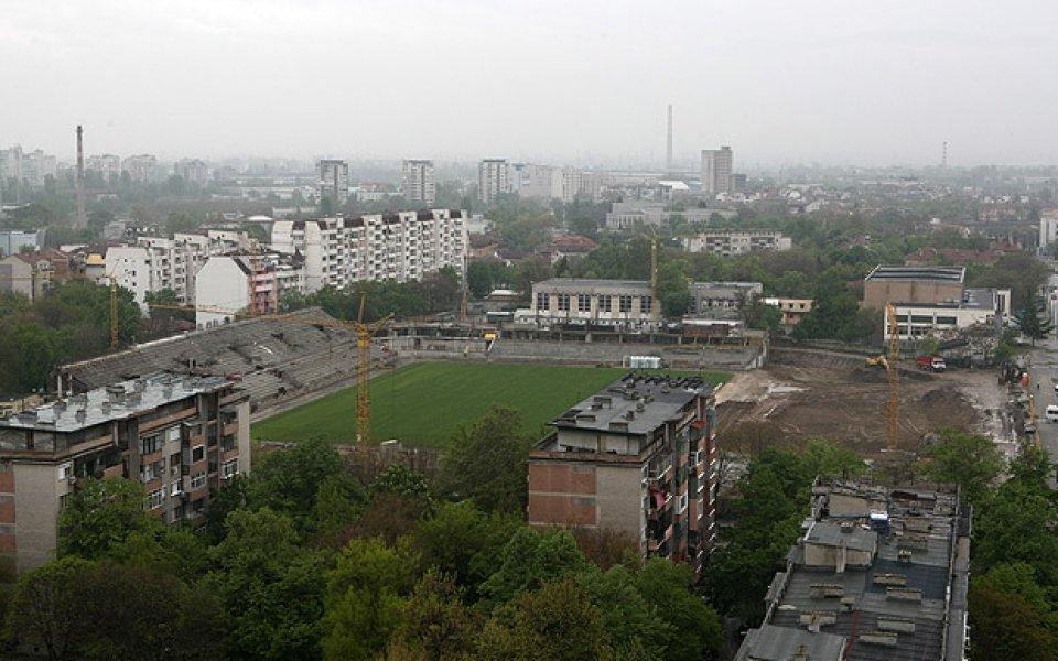 Ботев Пд сключи договор с проектанта на стадион