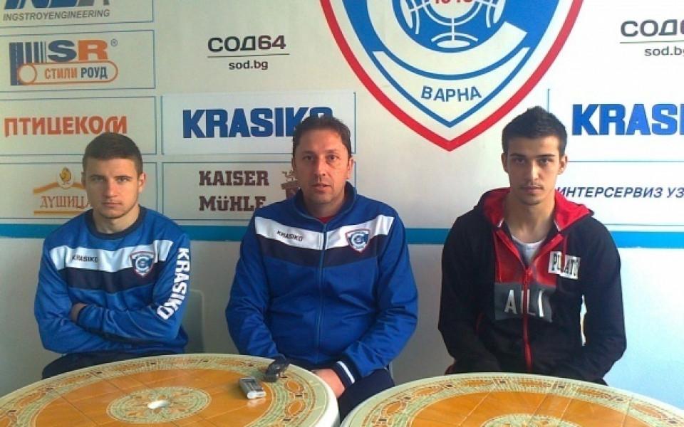 Орела: Футболният Спартак Вн няма никаква собственост, за какво е този спортен комплекс?