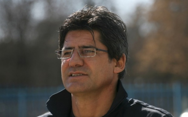 Николай Костов подаде оставка като треньор на Тосно