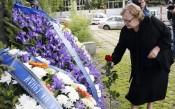 Съпругата на Гунди: Благодаря на Левски, Георги заслужава такава почит