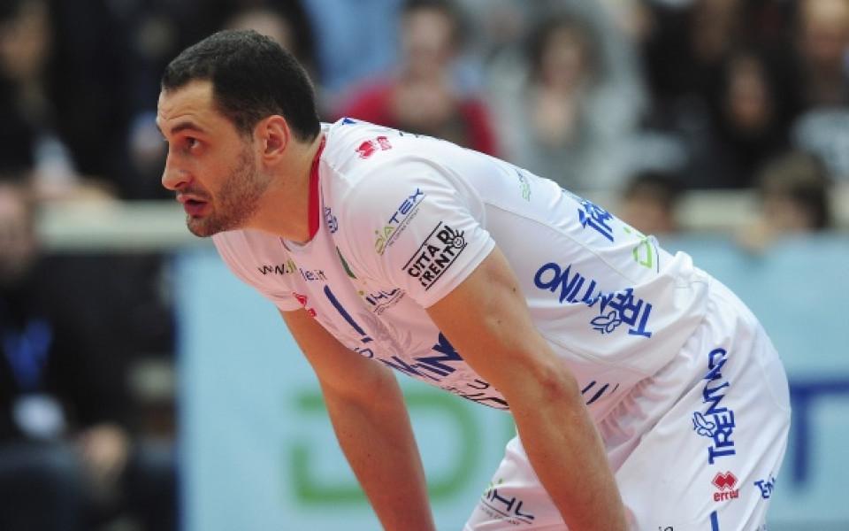 Силни изяви за бг-звездите в италианския волейбол