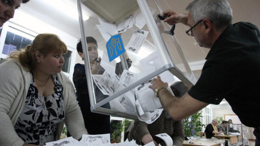 И.д. президент на Украйна Олександър Турчинов: Референдумите бяха фарс, вдъхновен от Русия