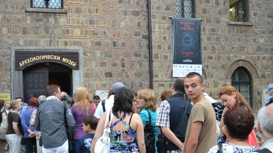 Нови атракции и експозиции в Нощта на музеите