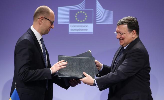 ЕС и Украйна се споразумяха за още финансиране