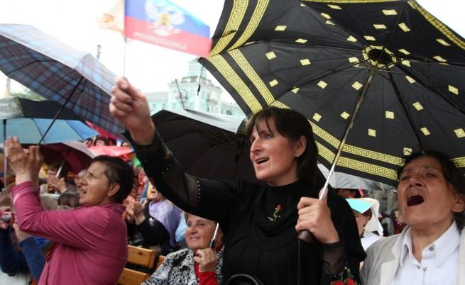 Планове за нова държава – Федерална република Новорусия
