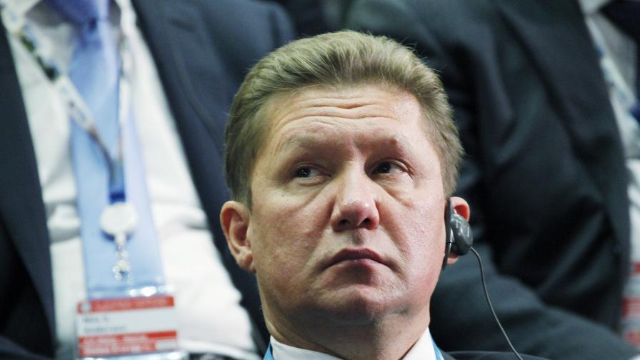 """Европейски компании поискали да няма европейски санкции за шефа на """"Газпром"""""""