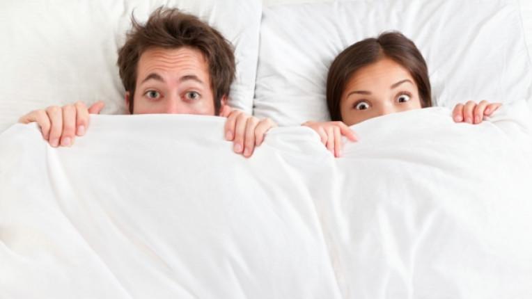 двойка секс легло завивки любов връзка