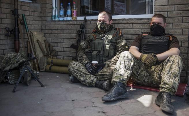 Киев обяви отцепилите се Донецка и Луганска републики за терористични организации