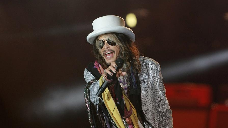 Aerosmith Let Rock Rule World Tour 2014 Sofia