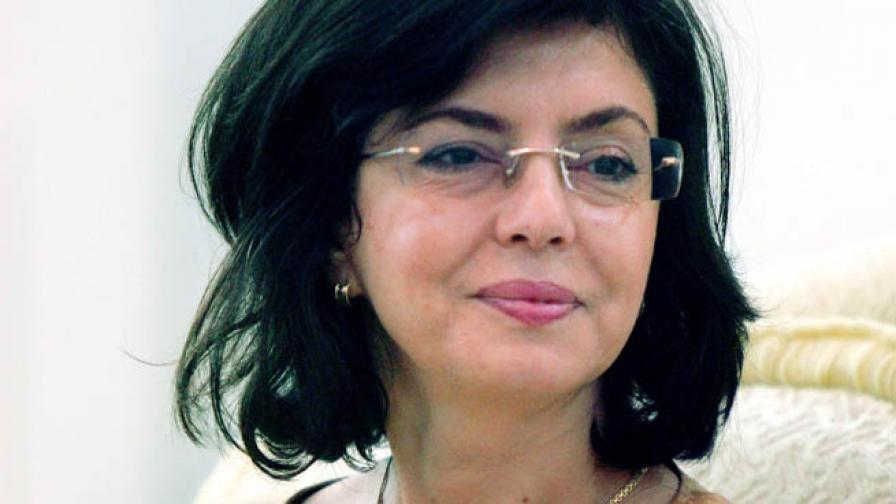 Кунева: Бюджет 2015 да не повтаря грешката на сегашния