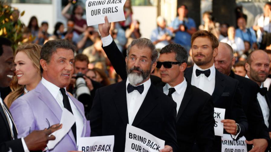 Кинозвезди в акция: Върнете обратно нашите момичета