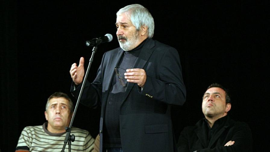 Почина актьорът Венци Кисьов