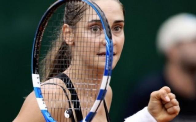 Българката Диа Евтимова отпадна на четвъртфиналите на турнира по тенис