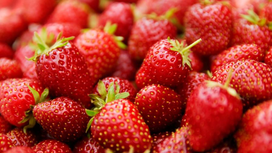 Полезните ягоди - за тонус и бяла усмивка