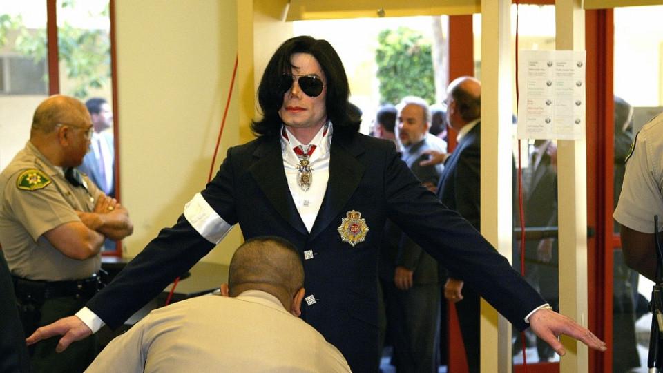 Майкъл Джексън легендарен изпълнител погребение краля на попа