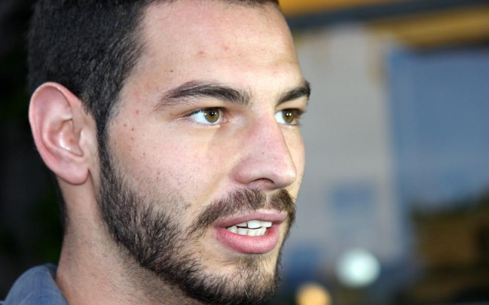 Първите впечатления на Симеон Славчев от Спортинг